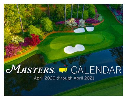 Masters Golf 2021 Schedule