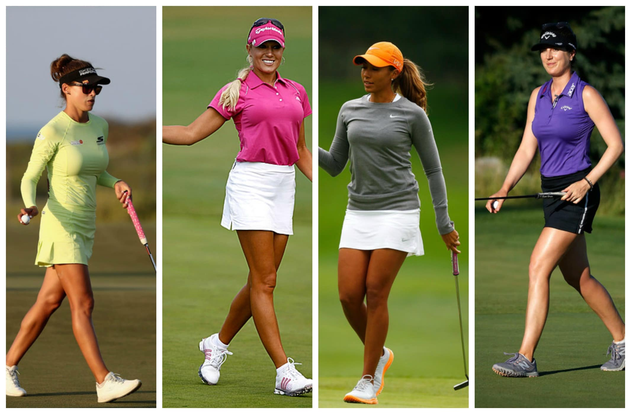The Top 10 Hottest Women On The LPGA Tour